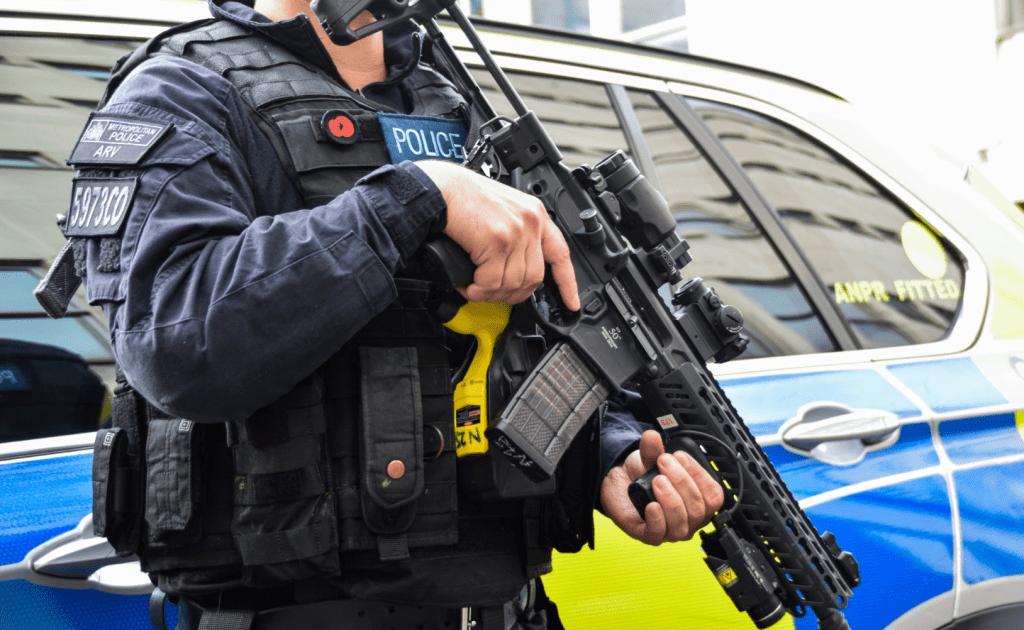 Met Police Armed Response Vehicle