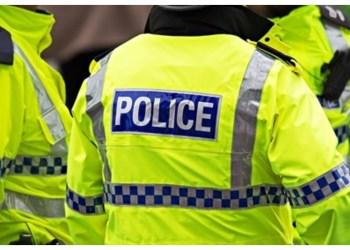 police high vis jacket 2